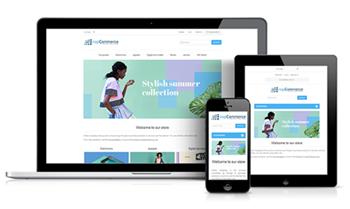 nopCommerce demo site