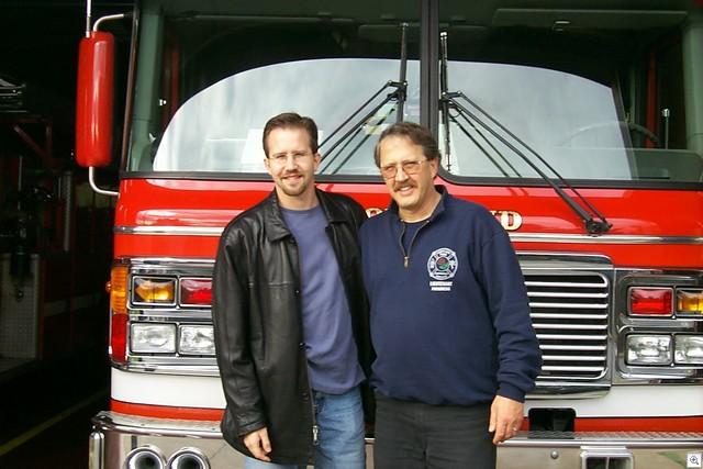 Scott and Dave Hanselman