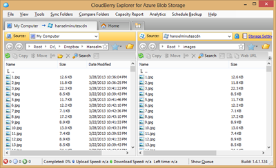 Cloud Berry Explorer