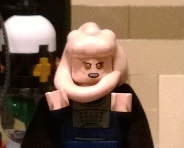 Jabba's buddy close up