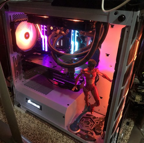 Ironheart is my new i9 PC