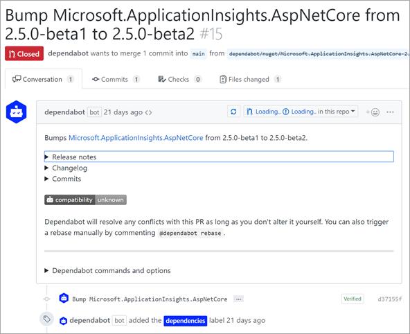 Bump Microsoft.ApplicationInsights.AspNetCore from 2.5.0-beta1 to 2.5.0-beta2