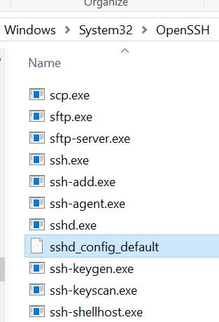 OpenSSL tools on Windows