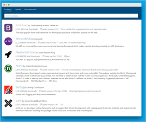 BaGet is a great NuGet alternative