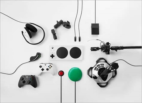 Xbox Adaptive Controller addons