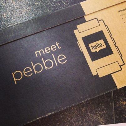 The Pebble Box, closed