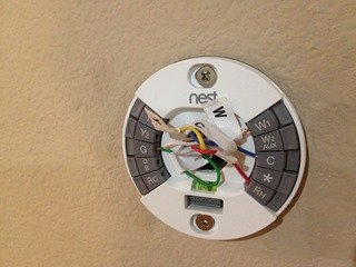 Adding the Nest round cover