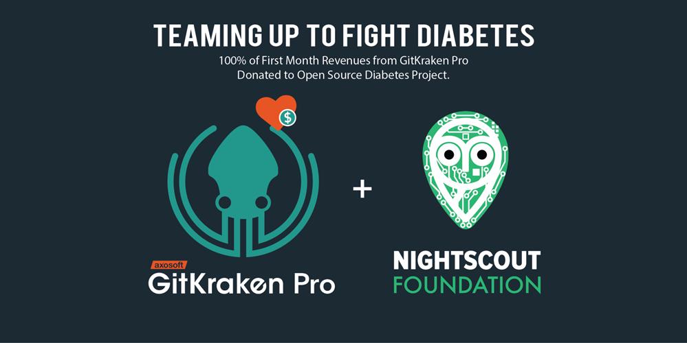 GitKraken + NightScout