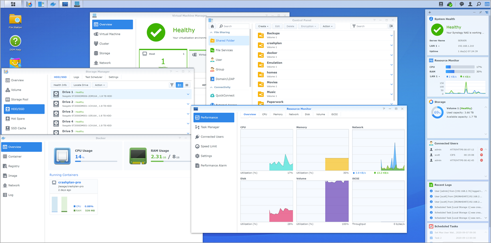 Synology is amazing