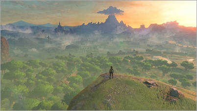 Zelda is gorgeous