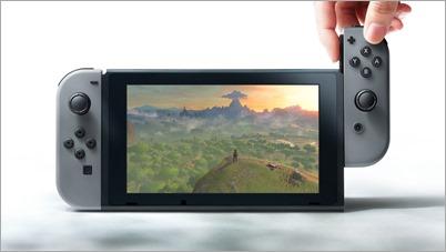 Nintendo Switch - YOU DESERVE ONE
