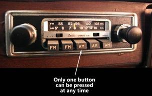 AM Radio from Gina Hogan Edwards' Blog