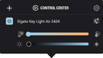Elgato Control Center