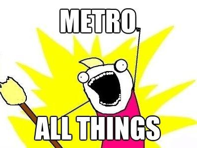 Metro All Things