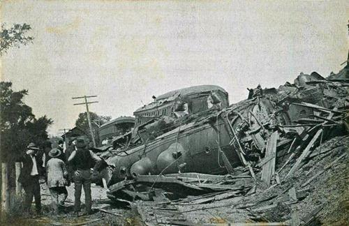 Train Wreck Wikipedia Commons