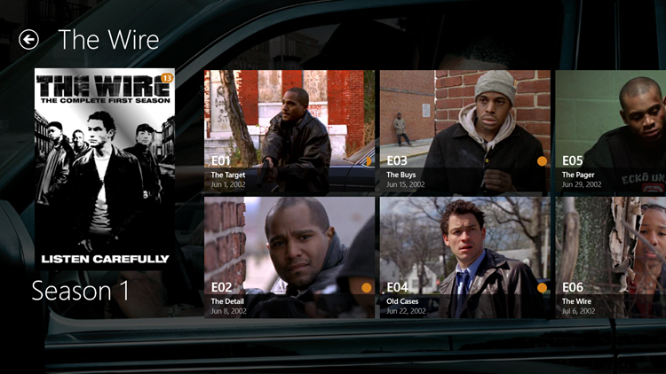 Plex example on a Microsoft Surface RT with Windows 8