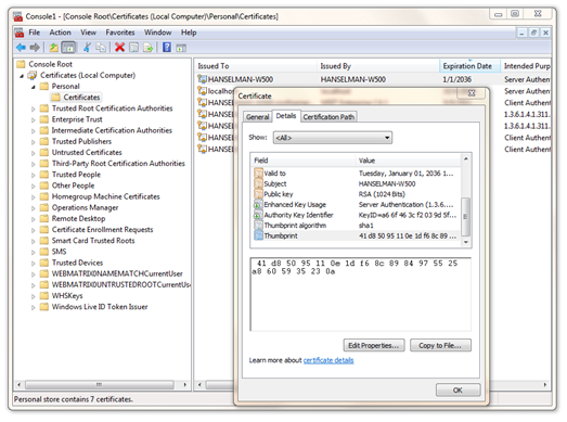 Console1 - [Console Root_Certificates (Local Computer)_Personal_Certificates] (68)