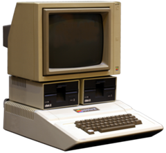 Apple 2 - Wikipedia Commons
