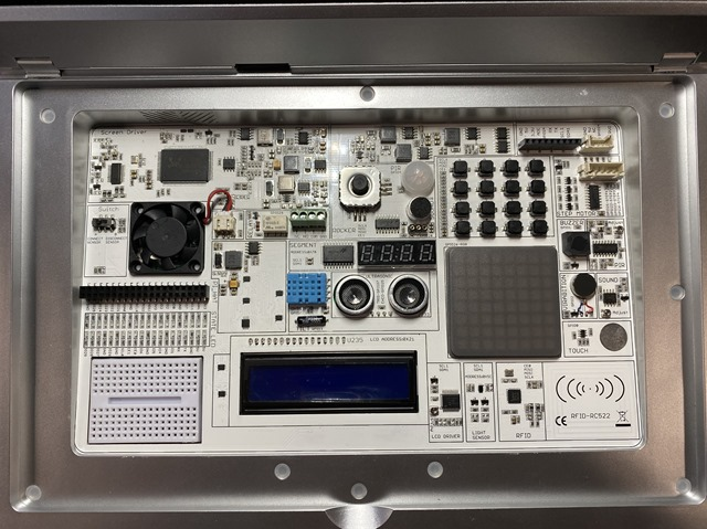 20+ Sensors on the CrowPi2