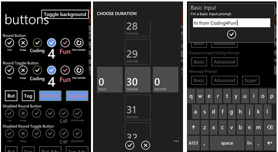 Coding4Fun Windows Phone Toolkit