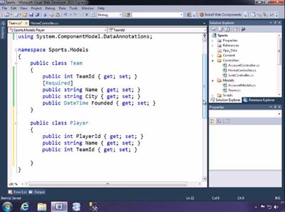 Screenshot of Screencast