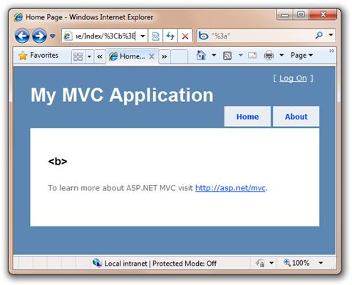 Home Page - Windows Internet Explorer