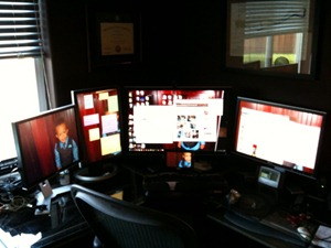 Lots of Monitors