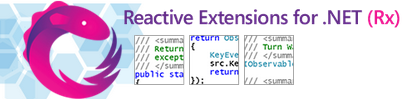 Reactive Extensions for .NET Logo