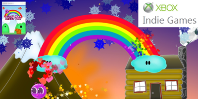 Kissy Poo Xbox Live Indie Game for Kids