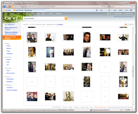 oscar winners - Bing Images - Windows Internet Explorer