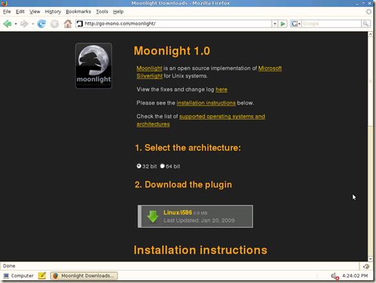 Moonlight Install Step 2