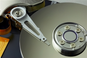 Picture of Hard Drive - Purchased at iStockPhoto.com