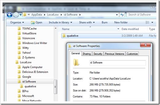 QuakeFolder