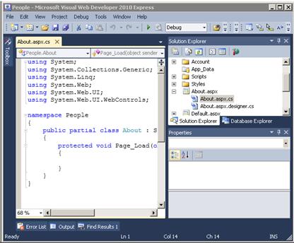 A screenshot using the lame basic theme for Windows