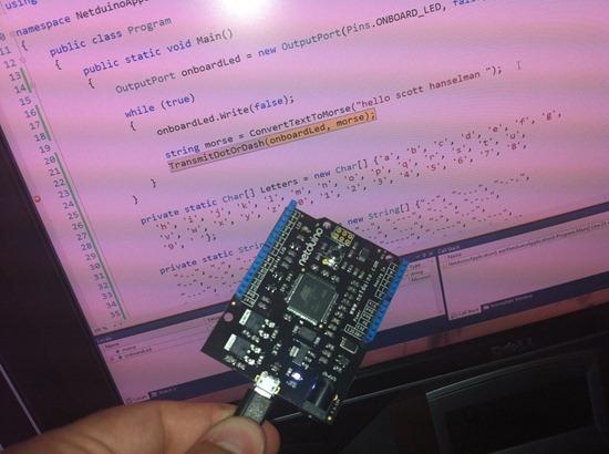 netduino debugging