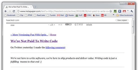 We're Not Paid To Write Code - Google Chrome (2)